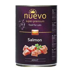 Konserwa NUEVO CAT Adult Salmon 400 g