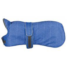 Zimowa kurtka Trixie Belfort niebieska, M 45 cm