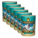 Konserwa WOLFSBLUT Atlantic Tuna, 6 x 395 g