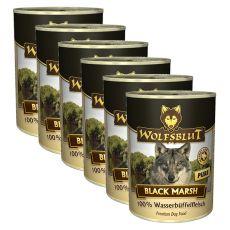 Konserwa WOLFSBLUT Black Marsh PURE, 6 x 395 g