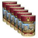 Konserwa WOLFSBLUT Blue Mountain PUPPY, 6 x 395 g
