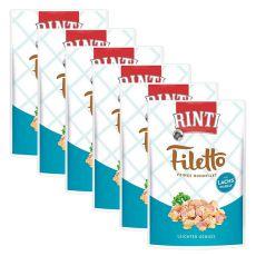 Saszetka RINTI Filetto kurczak + łosoś, 6 x 100 g