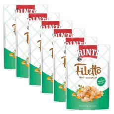 Saszetka RINTI Filetto kurczak + warzywa, 6 x 100 g