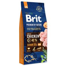 Brit Premium by Nature Senior Small i Medium 15 kg