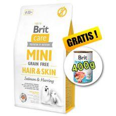 Brit Care Mini Grain Free Hair & Skin 2 kg