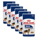 Saszetka Royal Canin Maxi Adult 6 x 140 g
