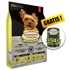 Oven-Baked Tradition ADULT Small Breed Chicken 2,27 kg