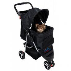 Wózek dla psów i kotów Buggy 47 x 100 x 80 cm, czarny