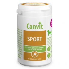 Canvit SPORT - dla psów sportowych, 230 g
