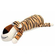 Pluszowy, piszczący tygrysek, 36 cm