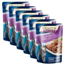 Stuzzy Speciality Cat - cielęcina, 6 x 100 g