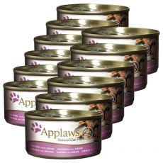 Applaws Cat – konserwa dla kotów z makrelą sardynią, 12 x 70g