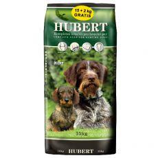 HUBERT karma dla psów myśliwskich 15 + 2 kg GRATIS