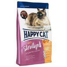 Happy Cat Sterilised Atlantik Lachs / Łosoś 10 kg
