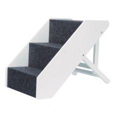 Schody Pet Stairs 40 x 67 cm, białe