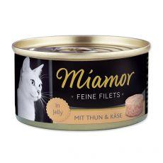 Konserwa Miamor Filet tuńczyk i ser 100 g