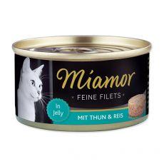 Konserwa Miamor Filet tuńczyk i ryż 100 g