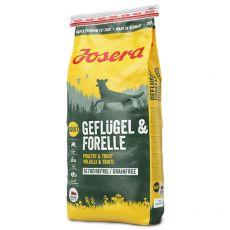 JOSERA Poultry & Trout Adult 15 kg