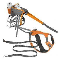 Uprząż dla psa Ruffwear Omnijore Joring System - Orange Poppy, M