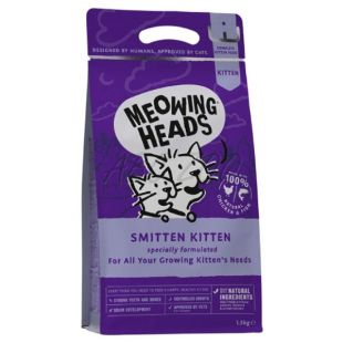 Meowing Heads Smitten Kitten 1,5 kg