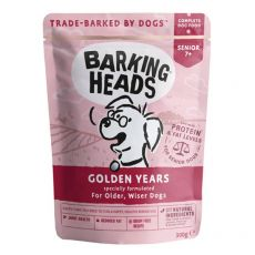BARKING HEADS Golden Years GRAIN FREE 300 g