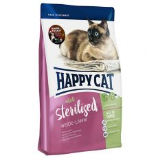 Happy Cat Sterilised Weide Lamm / Jagnięcina 4 kg