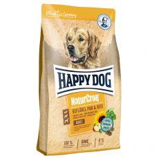 Happy Dog NaturCroq Geflügel Pur & Reis 1 kg
