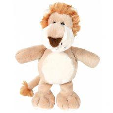 Pluszowa zabawka dla psa - lew, 22 cm