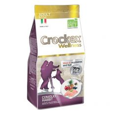 Crockex Adult MINI Rabbit & Rice 7,5 kg