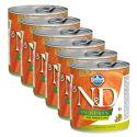 Farmina N&D dog Boar & Pumpkin & Apple konserwa 6 x 285 g, 5+1 GRATIS