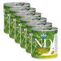 Farmina N&D dog Prime Boar & Apple 6 x 285 g, 5+1 GRATIS