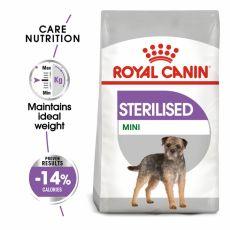 ROYAL CANIN Mini Sterilised Adult 3 kg