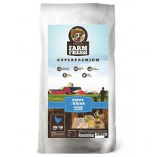 Farm Fresh Puppy/Junior Chicken and Rice 20 kg