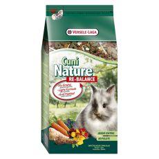 Cuni Nature Re-Balance 700 g - – lekka karma dla królików karłowatych