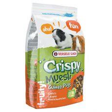 Crispy Muesli 1 kg - karma dla świnek morskich
