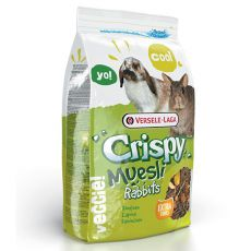 Crispy Muesli Rabbits 1 kg - karma dla królików