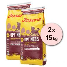 JOSERA Optiness Adult 2 x 15 kg