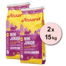 JOSERA MiniJunior 2 x 15 kg