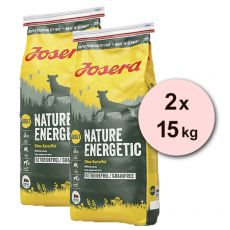 JOSERA Nature Energetic Adult 2 x 15 kg