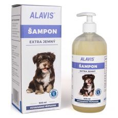 ALAVIS bardzo łagodny szampon 500 ml