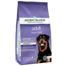 ARDEN GRANGE Adult Large Breed with fresh chicken & rice 2 kg