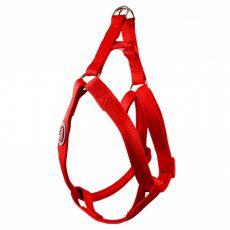 Czerwona, neoprenowa uprząż 37-50 cm / 15 mm, S