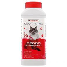 Deodo Strawberry - dezodorant do kociej toalety 750 g