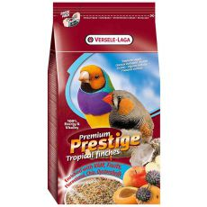 Tropical Finches Premium 1kg - pokarm dla egzotycznych ptaków