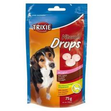 Trixie Vitamin Drops - witaminowe dropsy (jogurt) - 75 g