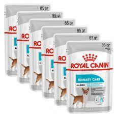 Royal Canin Urinary Care Dog Loaf saszetka z pasztetem dla psów z problemami z układem moczowym 6 x 85 g