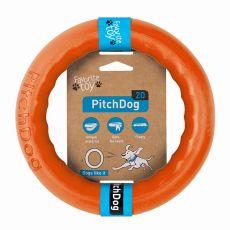 Zabawka dla psa Pitch Dog 20 cm, pomarańczowa
