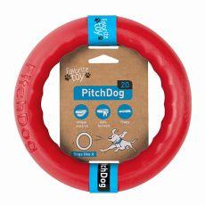 Zabawka dla psa Pitch Dog 20 cm, czerwona