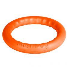 Zabawka dla psa Pitch Dog 28 cm, pomarańczowa