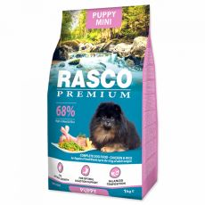 RASCO PREMIUM Puppy Mini 1 kg